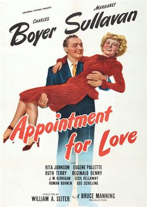 Appointment for Love Online DVD Rental
