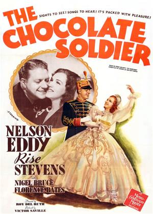 Rent The Chocolate Soldier Online DVD Rental
