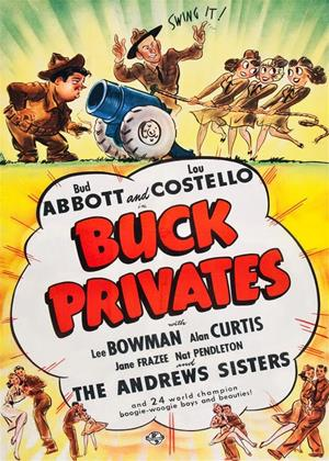 Buck Privates Online DVD Rental