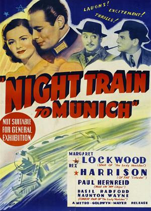 Night Train to Munich Online DVD Rental