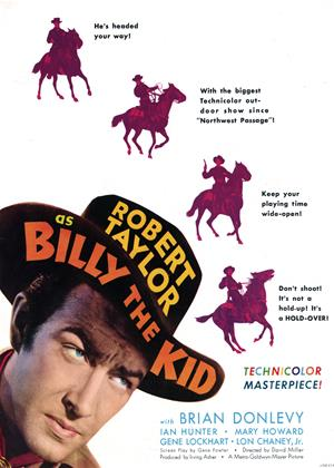 Billy the Kid Online DVD Rental