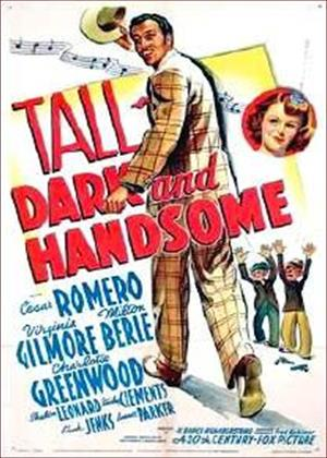 Rent Tall, Dark and Handsome Online DVD Rental