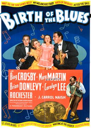 Birth of the Blues Online DVD Rental