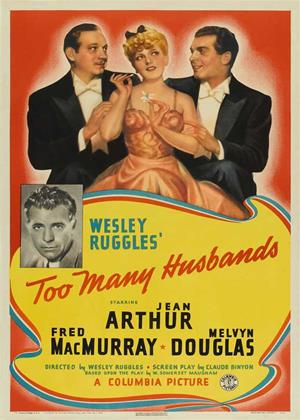 Too Many Husbands Online DVD Rental