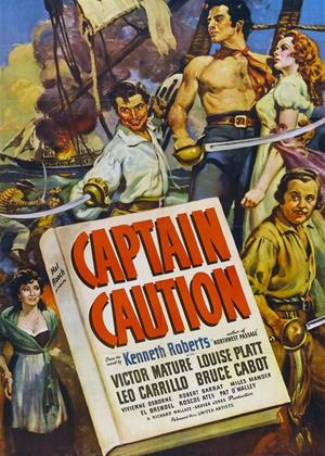 Rent Captain Caution Online DVD Rental