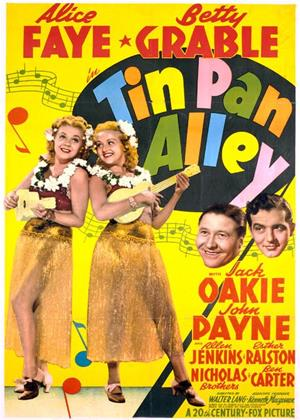 Tin Pan Alley Online DVD Rental