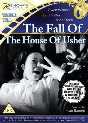 Rent The Fall of the House of Usher / Who Killed Harvey Forbes? / Murder at the Grange Online DVD Rental