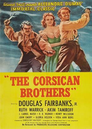 The Corsican Brothers Online DVD Rental