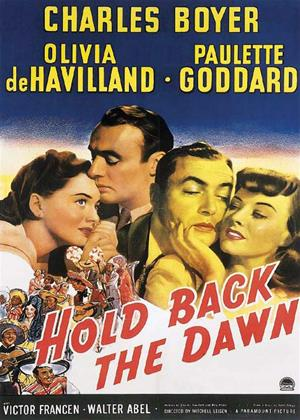 Hold Back the Dawn Online DVD Rental