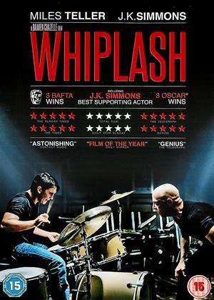 Whiplash Online DVD Rental