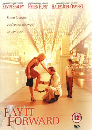 Pay It Forward Online DVD Rental