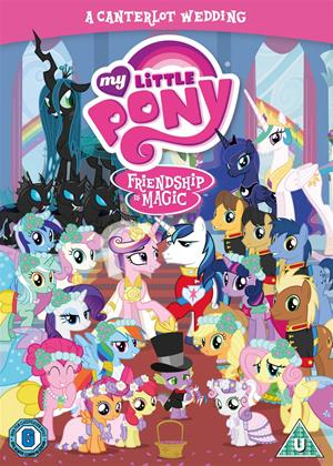 Rent My Little Pony: Friendship Is Magic: A Canterlot Wedding Online DVD Rental