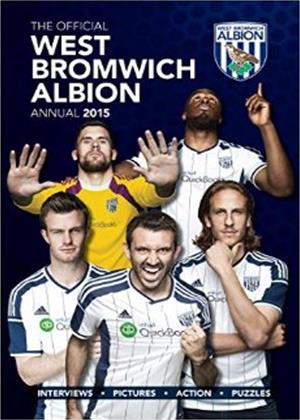 West Bromwich Albion: Season Review 2014/2015 Online DVD Rental