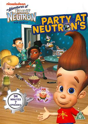 Rent Jimmy Neutron: Boy Genius: Party at Neutron Online DVD Rental