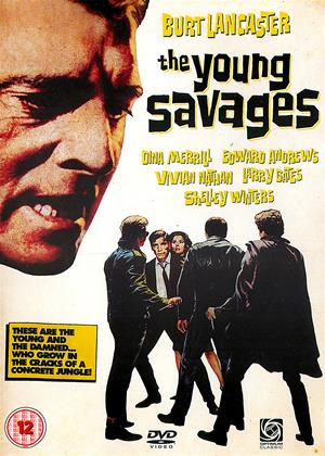 The Young Savages Online DVD Rental
