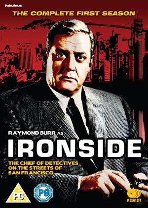 Ironside: Series 1 Online DVD Rental