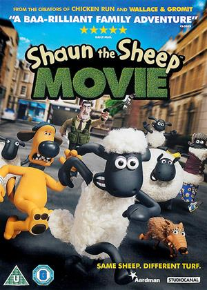 Rent Shaun the Sheep Movie Online DVD Rental