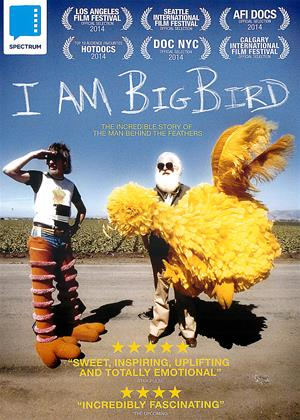 I Am Big Bird: The Caroll Spinney Story Online DVD Rental