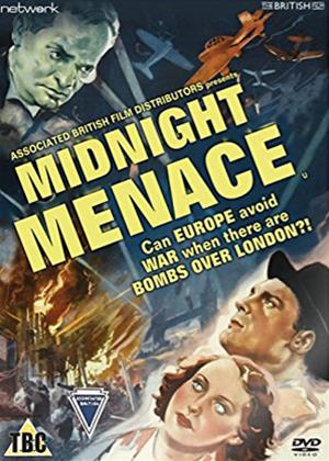 Rent Midnight Menace (aka Bombs Over London) Online DVD Rental