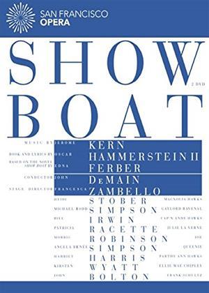 Rent Show Boat: San Francisco Opera Online DVD Rental