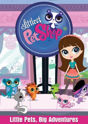 Rent Littlest Pet Shop: Little Pets Big Adventures Online DVD Rental
