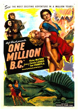 Rent One Million B.C. Online DVD Rental