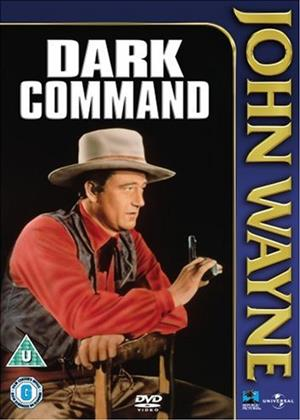 Dark Command Online DVD Rental