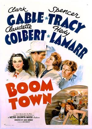Boom Town Online DVD Rental