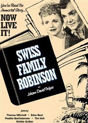 Rent Swiss Family Robinson Online DVD Rental