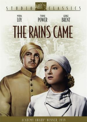 Rent The Rains Came Online DVD Rental