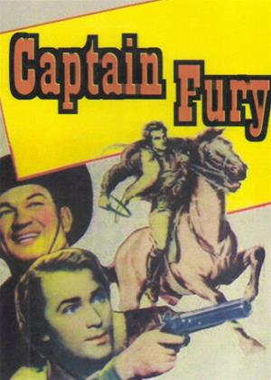 Captain Fury Online DVD Rental