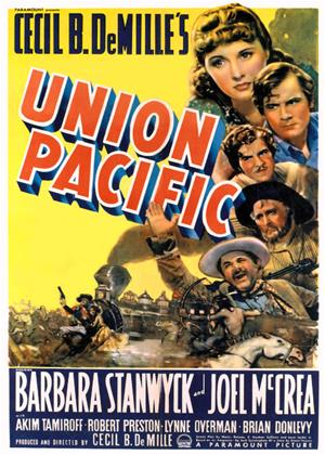 Rent Union Pacific Online DVD Rental