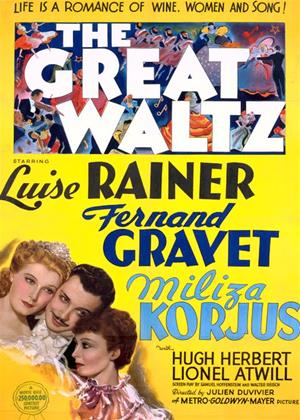The Great Waltz Online DVD Rental
