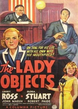 The Lady Objects Online DVD Rental