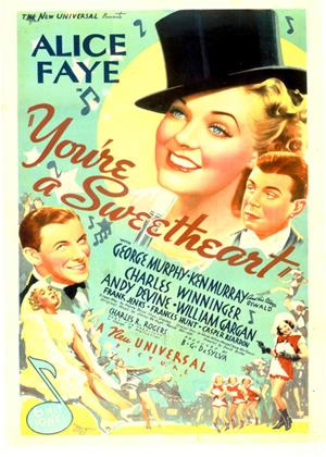 Rent You're a Sweetheart Online DVD Rental