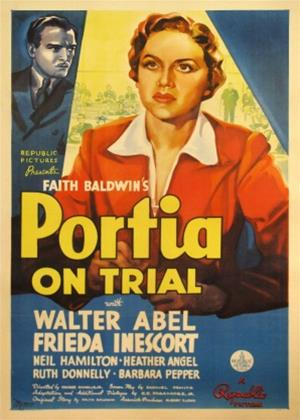 Portia on Trial Online DVD Rental