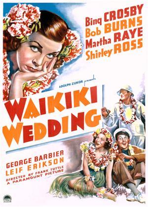 Waikiki Wedding Online DVD Rental