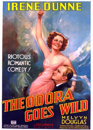 Rent Theodora Goes Wild Online DVD Rental