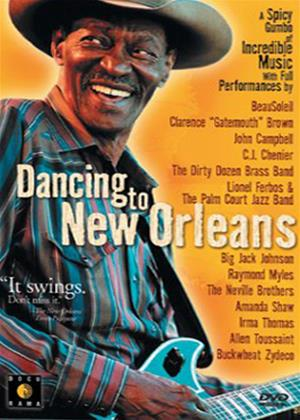 Rent Routes: Dancing to New Orleans Online DVD Rental
