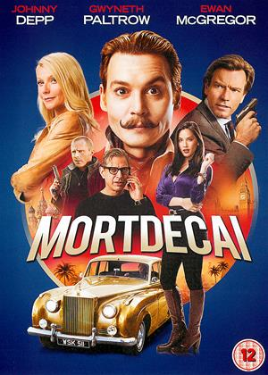 Mortdecai Online DVD Rental