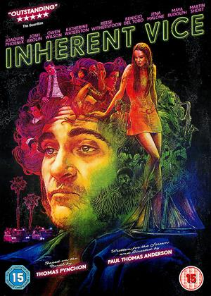 Inherent Vice Online DVD Rental
