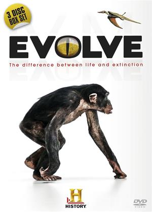 Evolve: The Difference Between Life and Extinction Online DVD Rental