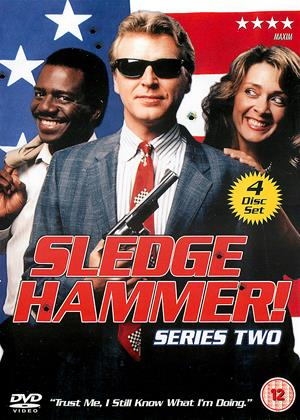 Sledge Hammer!: Series 2 Online DVD Rental
