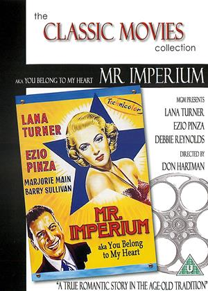 Mr. Imperium Online DVD Rental