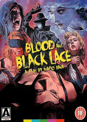Blood and Black Lace Online DVD Rental