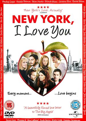 New York, I Love You Online DVD Rental