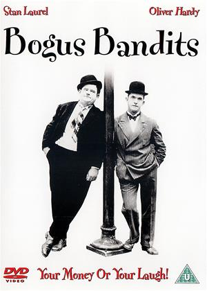 Rent Laurel and Hardy: Bogus Bandits Online DVD Rental