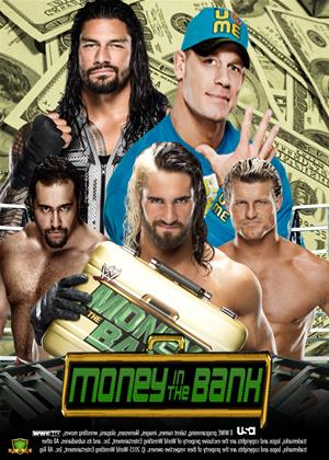 WWE: Money in the Bank 2015 Online DVD Rental