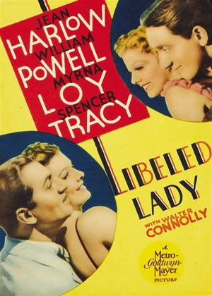 Libeled Lady Online DVD Rental
