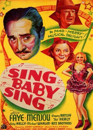Rent Sing, Baby, Sing Online DVD Rental